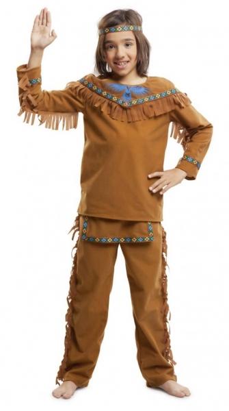 Dětský kostým Indián fec08b8cfb